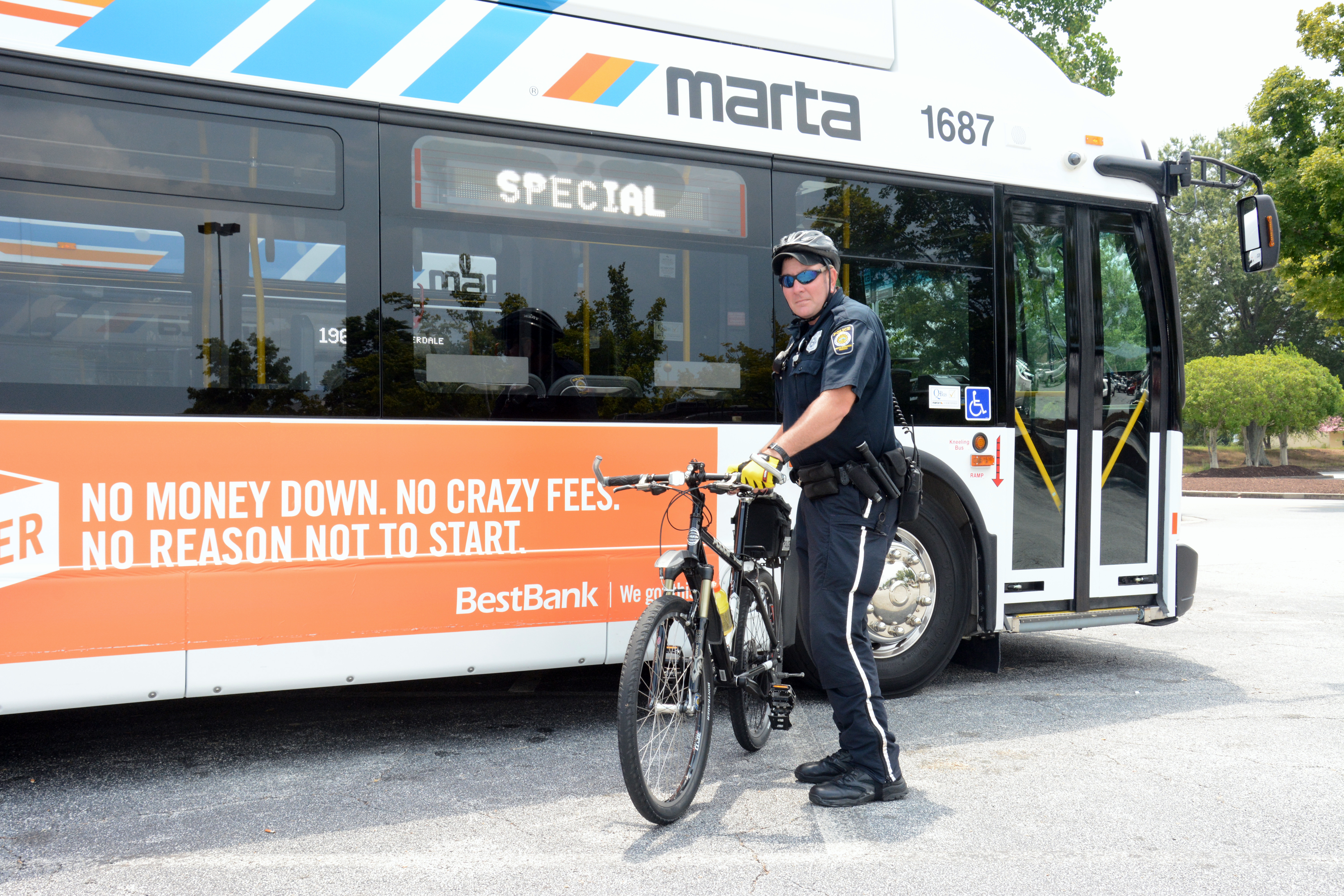 MPD Bike Patrol