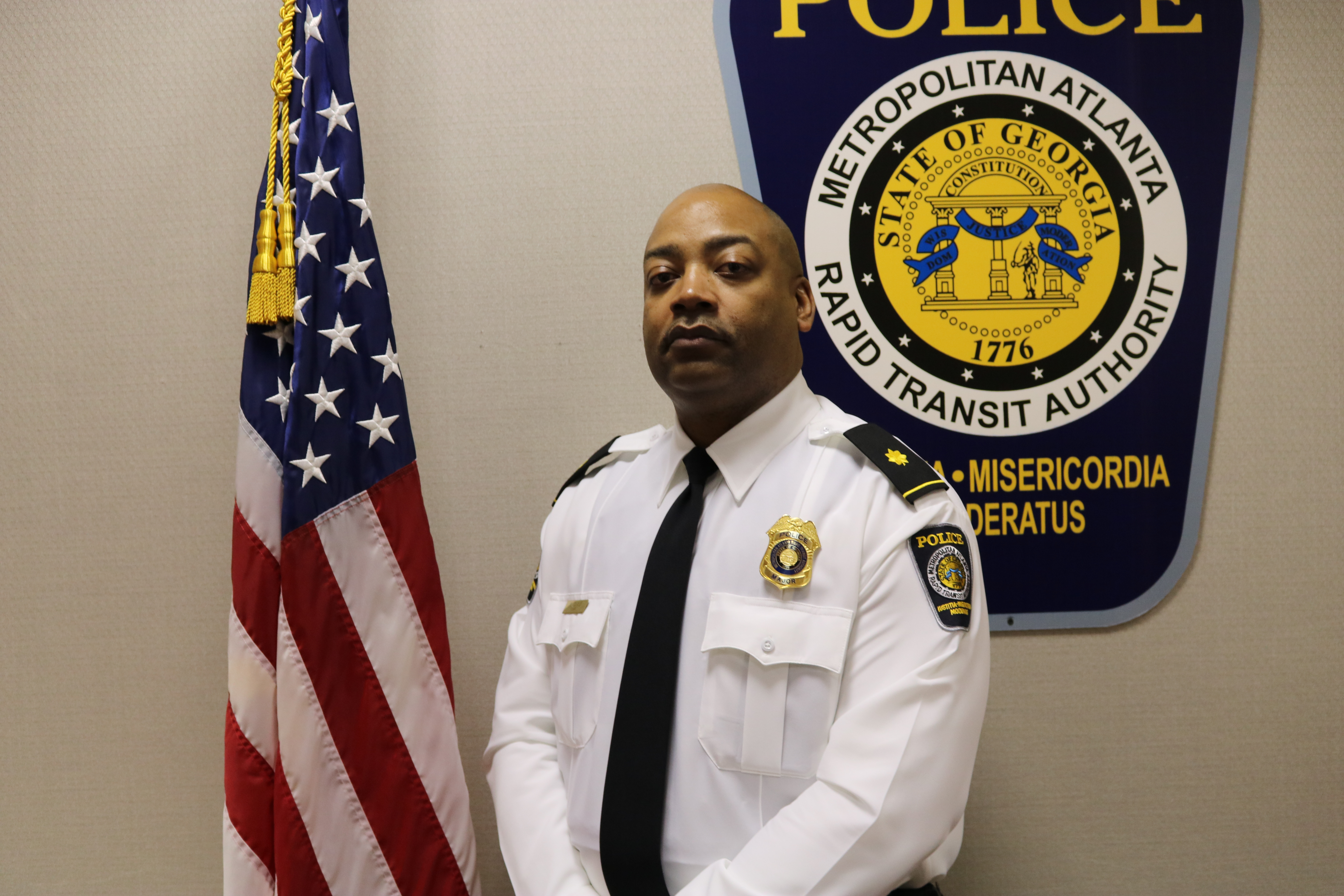 MPD Major Ernest Cloud