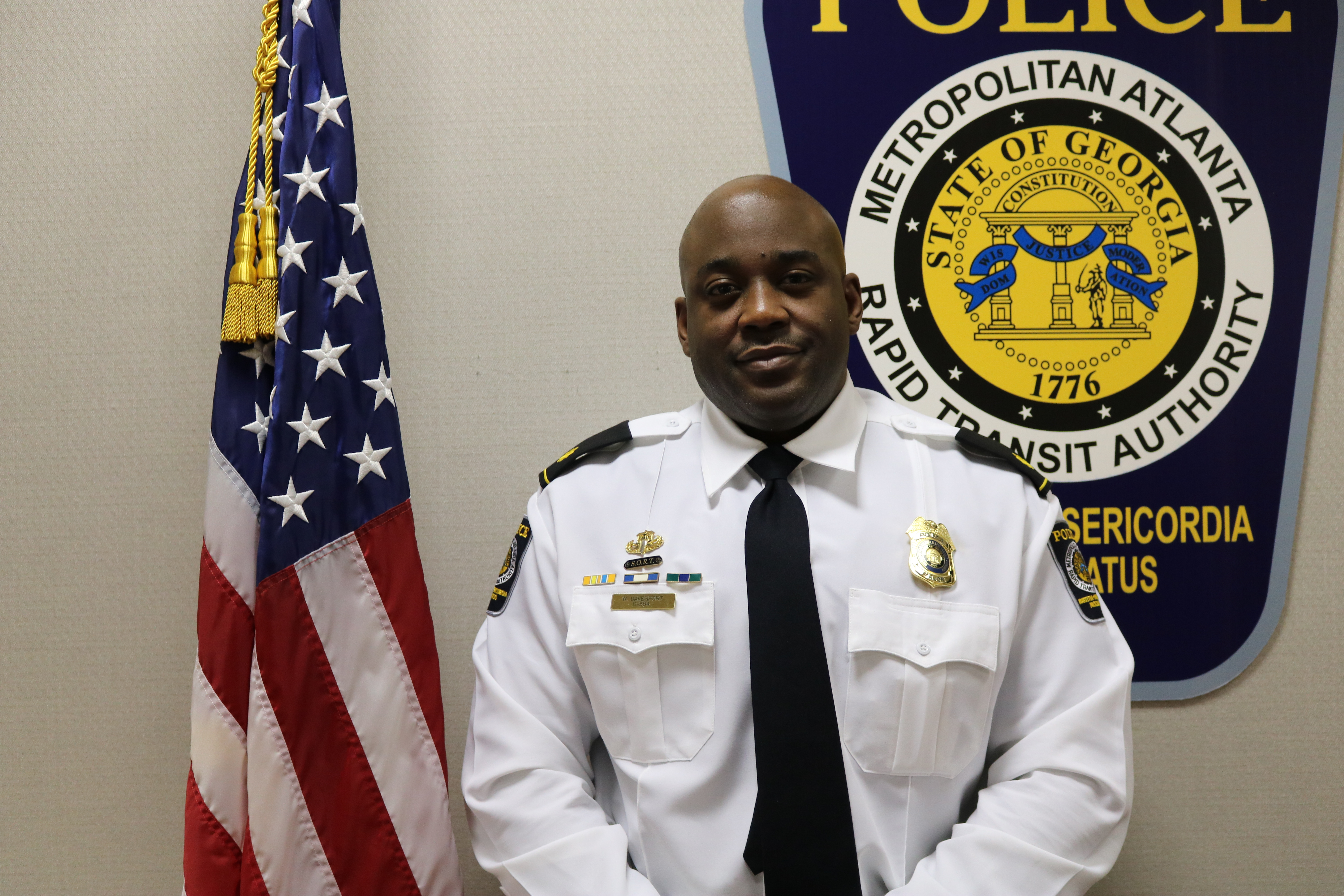 MPD Major Willie Davenport